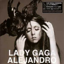 CD Single Lady GAGA Alejandro 3-Track CARD SLEEVE NEW SEALED