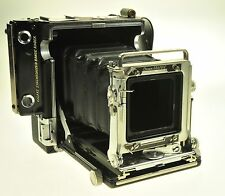 "Graflex Crown Graphic 2x3 2 1/4"" x 3 1/4"" View Camera W/ Kalart Rangefinder"