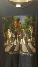 Abbey Road Presidents Political 2XL There's going To Be a Revolution America