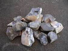 15+ lbs. of Natural Texas Flint, Rocks, Stone, Concho Valley