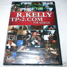 DVD, R.KELLY TP-2.COM The Videos