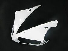 Unpainted front nose Top Fairing For YAMAHA 04-06 05 R1 YZFR1 Upper Cowl