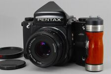 -Near Mint- Pentax 67 Eye Level Mirror Up with SMC P 90mm f2.8 from Japan 205