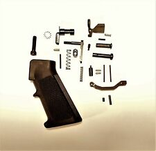 PREMIUM Lower Parts Kit & Grip without Fire Control Parts US MADE!!  .223/5.56