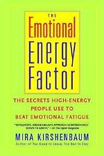 THE EMOTIONAL ENERGY FACTOR - How To Beat The Blahs