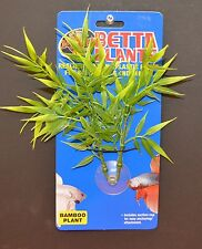 Zoo Med Betta Bamboo Plant Aquarium Fish Ornament Decoration BP-22
