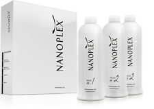 NANOPLEX MAGIC TOUCH permanently rebuilds your hair PROFESSIONAL USE Kit 3x50ml