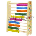 Wooden Abacus Toys Math Learning Teaching Tool Back Magnet Board Kids Hot Sales
