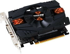 Grafikkarte PCI-Express Inno3D NVIDIA GeForce GTX750, 2GB RAM, Mini-HDMI, 2x DVI