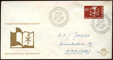 Netherlands 1964 Bible Society FDC First Day Cover #C27167