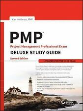 PMP Project Management Professional Exam Deluxe Study Guide : Updated for...