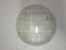 1936 Ford Passenger Car Glass Head Light Lens Original    (J16)