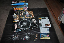 Scene It? Twilight Saga DVD Board Game 100% Complete Edward Bella Jacob Movie