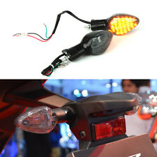 LED Front Rear Turn Signals Indicator For Honda CBR 600 1000 RR CBR125R CB1300