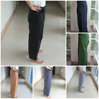 THAI Unisex YOGA Toray Fisherman Long Pants /Trousers - Free size.