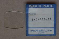 Seiko BA0N56GN00 Vetro Crystal Glass Uhrenglas Verre Original NOS