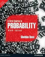 A First Course in Probability 9th Edition  by Sheldon Ross
