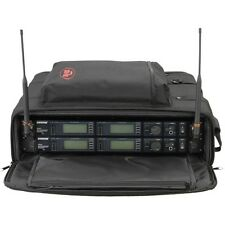 SKB RACK CASE☆2U bigger model for radio systems or cooling☆FREE UK SHIPPING☆