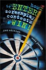 NEW - How to Enter Screenplay Contests & Win! 2nd Edition by Joseph, Erik