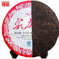 330g organic pu erh tea ripe organic cooked Puer tea actory direct green food