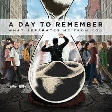 "A Day To Remember - What Separates Me From You (NEW 12"" VINYL LP)"