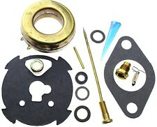 Zenith Carburetor Repair Kit Replaces Wisconsin OEM LQ45 OMC 13568 Plus Float