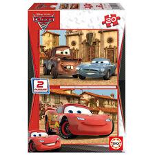 PUZZLE 2 X 20 PIEZAS CARS 2 EDUCA 14938