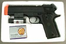 Airsoft Pistol with Laser Sight - NEW OLD STOCK