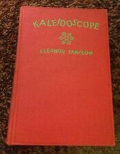 Kaleidoscope By Eleanor Farjeon (1928, Hardcover- No Dust jacket)