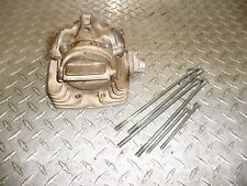 Kawasaki Mojave KLF110 Cylinder Head with Valves, Cam and Cover #94