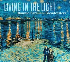 Living In The Light - Ronnie & The Broadcasters Earl (2009, CD NIEUW)