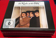 THE KINKS - The Kinks At The BBC * [5 CD & 1 DVD] 6 Discs Box Set - RARE OOP
