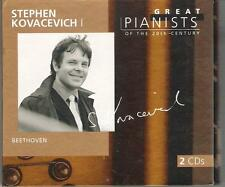 Great pianists of the 20th Century: Kovacevich I