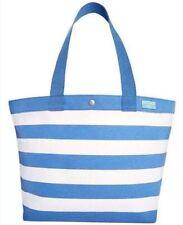 DOLCE & GABBANA Women Parfums Light Blue Tote Bag Weekender HandBag  NEW