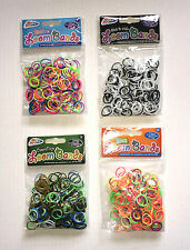 500 + packs of 300 loom bands christmas stocking fillers wholesale party bag lot