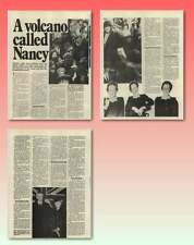 Volcano Called Nancy Lady Astor First Woman Mp Old Article
