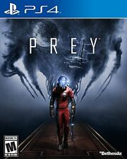 Prey (2017)   Sony PlayStation 4   First-Person Shooter, Sci-Fi   NEW   Presale