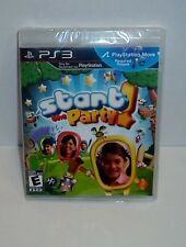 Start the Party    Sony Playstation 3,ps3  NEW  Sealed