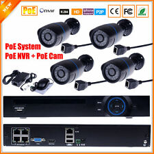 IP Camera Video Security Surveillance System PoE NVR Recorder System CCTV System