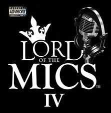 Lord of the Mics IV, New Music