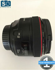 Canon EF 50mm f/1.2L USM Lens - from Jessops*