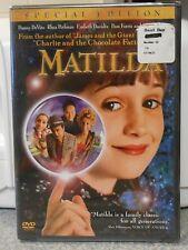 Matilda (DVD, 2005, Special Edition) RARE FAMILY COMEDY BRAND NEW
