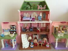 Fisher Price Loving Family Grand Dollhouse, Furniture, Dolls & Accessories VIC