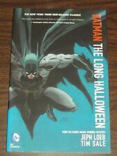 Batman Long Halloween by Jeph Loeb (Paperback, 2011)  9781401232597