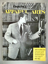 Apparel Arts Magazine - July, 1953 ~~ Esquire's Apparel Art