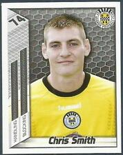 PANINI SCOTTISH PREMIER LEAGUE 2008- #403-ST MIRREN-CHRIS SMITH