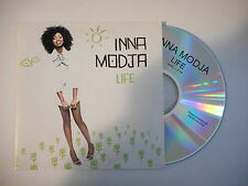 INNA MODJA : LIFE [ CD SINGLE PORT GRATUIT ]