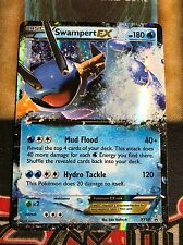 Pokemon Swampert EX XY55 Black Star Promo Holo NM