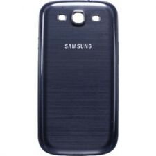 Genuine Samsung  I9300 Galaxy S3 SIII Battery Back Cover Case  PEBBLE BLUE