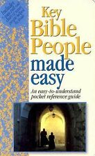 Key Bible People Made Easy Bible Made Easy)